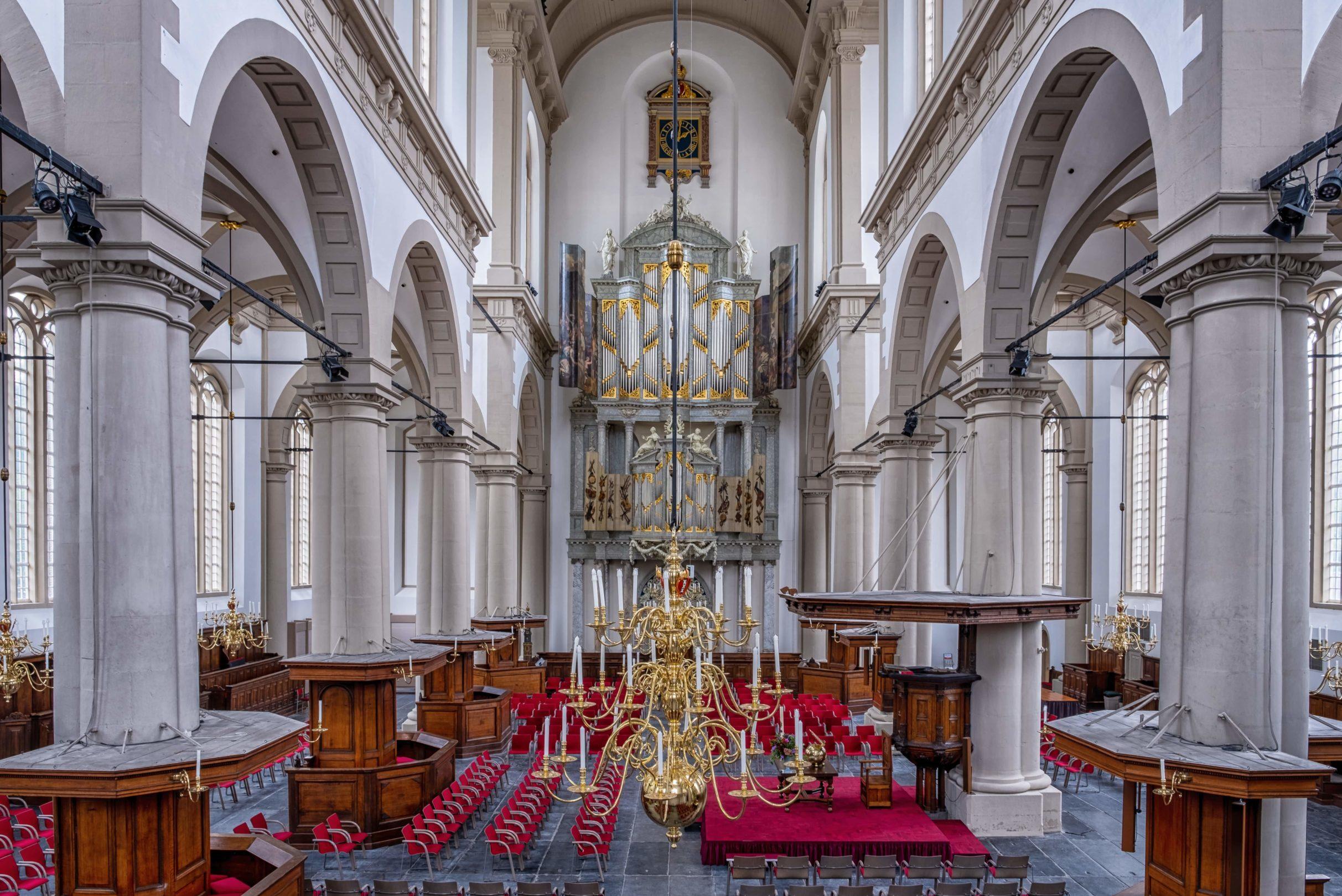 Westerkerk Amsterdam - Evan Bogerd